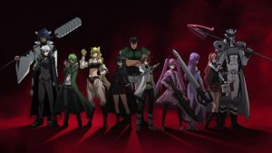 Manga Akame ga Kill yang Cukup Menarik